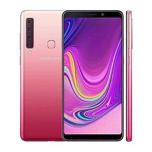 """SMARTPHONE SAMSUNG A9 SM-A920F 6RAM 128GB TELA 6.3"""" LTE DUAL ROSA"""