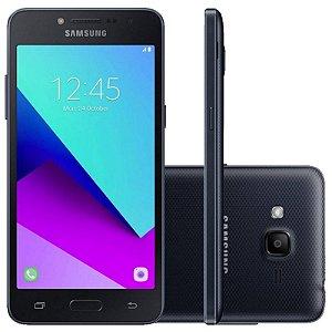 "SMARTPHONE SAMSUNG J2 PRIME SM-G532M 1.5RAM 16GB TELA 5.0"" LTE DUAL PRETO"