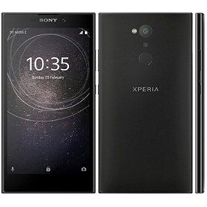 """SMARTPHONE SONY XPERIA L2 H3321 3RAM 32GB TELA 5.5"""" LTE SINGLE PRETO"""