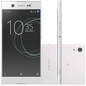 "SMARTPHONE SONY XPERIA XA1 ULTRA G3223 4RAM 32GB TELA 6.0"" LTE SINGLE BRANCO"