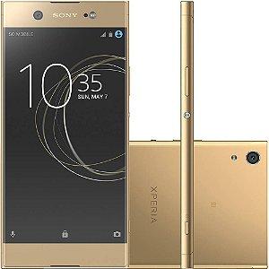 "SMARTPHONE SONY XPERIA XA1 ULTRA G3223 4RAM 32GB TELA 6.0"" LTE SINGLE DOURADO"