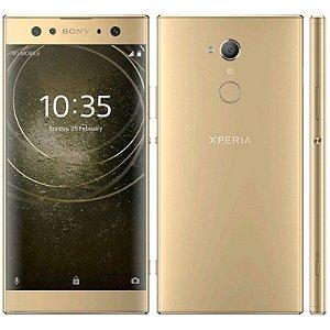 "SMARTPHONE SONY XPERIA XA2 ULTRA H3223 4RAM 32GB TELA 6.0"" LTE SINGLE DOURADO"