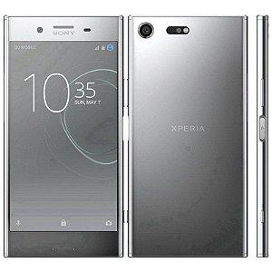 "SMARTPHONE SONY XPERIA XZ PREMIUM G8141 4RAM 64GB TELA 5.5"" LTE SINGLE PRATA"