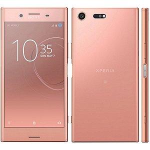 "SMARTPHONE SONY XPERIA XZ PREMIUM G8141 4RAM 64GB TELA 5.5"" LTE SINGLE ROSA"