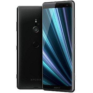 "SMARTPHONE SONY XPERIA XZ3 H8416 4RAM 64GB TELA 6.0"" LTE SINGLE PRETO"