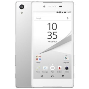 "SMARTPHONE SONY XPERIA Z5 E6603 3RAM 32GB TELA 5.2"" LTE SINGLE BRANCO"