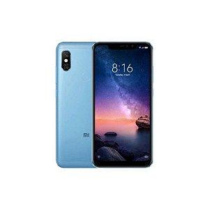"""SMARTPHONE XIAOMI REDMI NOTE 6 PRO 4RAM 32GB TELA 6.26"""" LTE DUAL GLOBAL AZUL"""