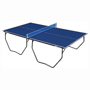 Mesa de Tênis de Mesa / Ping Pong Klopf 1009 com Rodízios MDF 15mm