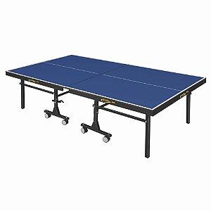 Mesa de Tênis De Mesa / Ping Pong Klopf 1008 MDF 25mm PAREDÃO