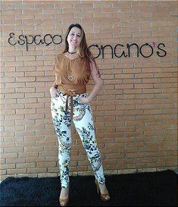 98aab1f04 MACACÃO JEANS ESCURO SKINNY ALÇAS - Espaço Bonano's Moda Acessórios ...