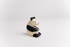Panda Sentado Grande