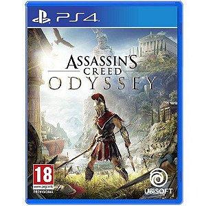 Jogo Assassins Creed Odyssey Edição Limitada- Ps4 Original
