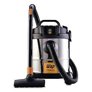 Aspirador De Pó E Água Inox 1400w Gtw 12 litros Wap 220v
