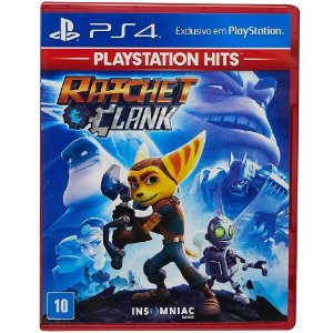 Game Ratchet and Clank Hits - PS4