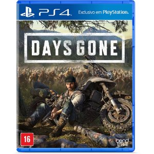 Game Days Gone PS4