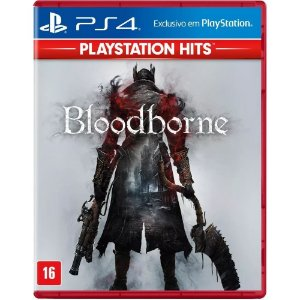 Game Bloodborne PS4 Hits Midia Fisica