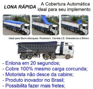 LR700 Semi-reboques caçambas até 10 metros