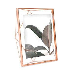 Porta Retrato Prisma Umbra 20x25cm - Cobre