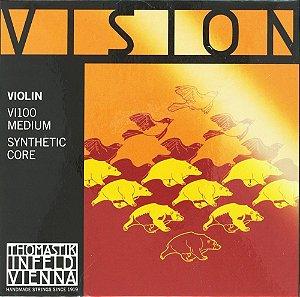 Cordas Violino 4/4 Thomastik Vision V100
