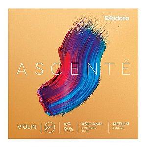 Cordas D'addario Ascenté Violino
