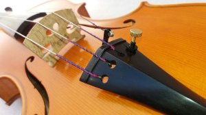 Cordas Violino 4/4 Opera Purple
