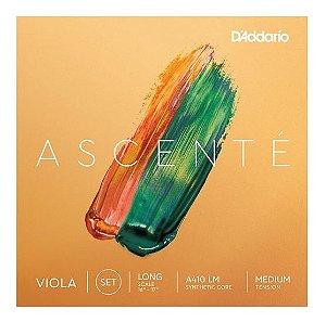Cordas D'addario Ascenté Viola