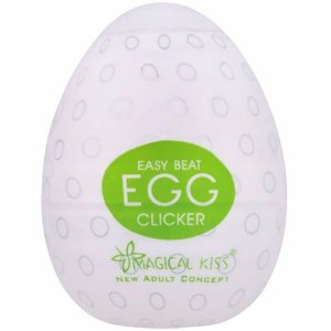 Masturbador Super Egg - Clicker - Original