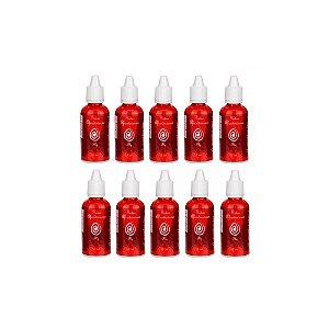 Gotas Afrodisíacas para Bebidas + Libido - 10 Un
