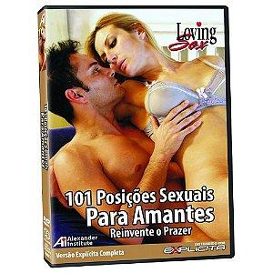 101 Posições Sexuais Para Amantes - DVD Educativo