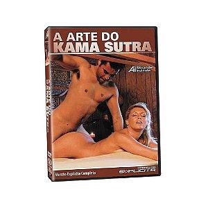 A Arte do Kama Sutra - Loving Sex - DVD Educativo