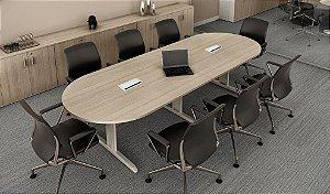 Mesa de Reunião Romanza