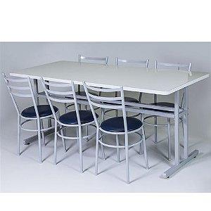 conjunto Mesa para refeitório MRA 709