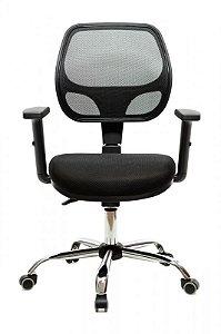 Cadeira secretária executiva Telada