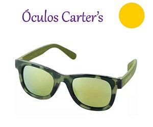Óculos de Sol Infantil 0-24 meses - Carter's Proteção UVA e UVB - Modelos e Cores Variados