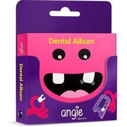 Dental Álbum Premium Porta Dentes de Leite  - Angie