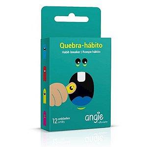 Quebra Hábito - Adesivos para Tirar o Hábito de Chupar o Dedo - Angie