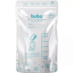 Saco para Congelamento Armazenamento de Leite Materno - Buba