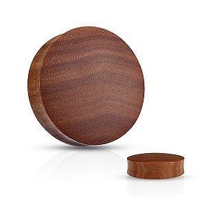 Plug Madeira Sawo Wood