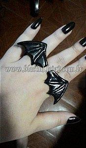 Anel Bat Wings