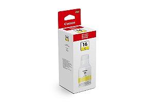 Original GI-16Y Garrafa Refil de tinta Canon GI-16 GI16 Amarelo 132ml