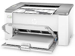 M106W - Impressora HP LaserJet Laser, Porta Wifi e Usb