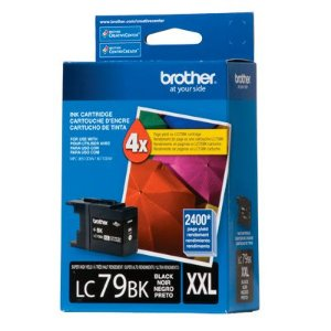 Cartucho Brother LC79BK-XXL Preto