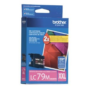 Cartucho Brother LC79M-XXL Magenta