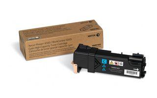 106R01601 - Toner Original Xerox Ciano Autonomia  2.500Paginas aproximadamente em texto