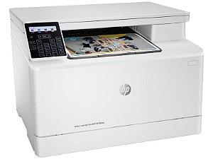 M180NW - Multifuncional Laser Color Laserjet - Impressora Copiadora Fax e Scanner
