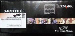 Original X463X11B Toner Lexmark Preto 15.000Páginas