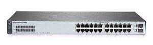 J9980A 24Portas Switch HP 1820 24G 24 Gerenciavel Gigabit 2 SFP