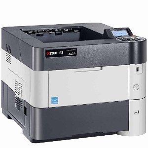 ECOSYS P3055DN - Impressora Laser Mono Kyocera  - Impreme 55ppm - Toner TK-3182 TK3182