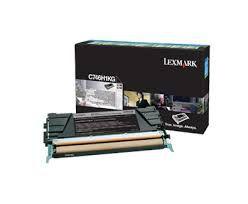 C746H1KG - Toner Original Lexmark Preto Autonomia 12.000Paginas