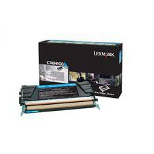 C748H1CG - Toner Original Lexmark Ciano Autonomia 10.000Paginas